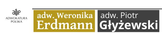 Kancelarie Adwokacke adw. Weronika Erdmann & adw. Piotr Głyżewski- adwokatbydgoszcz.net